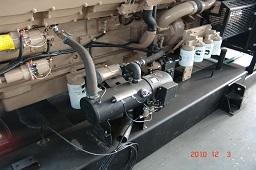 Fuel powered engine heater.JPG